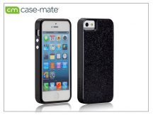 Apple iPhone 5/5S/SE hátlap - Case-Mate Premium Refined Glam - black