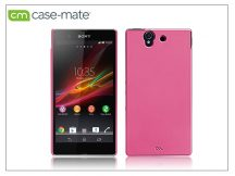 Sony Xperia Z (C6603) hátlap - Case-Mate Barely There - pink