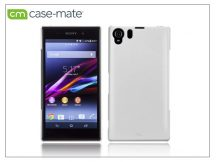 Sony Xperia Z1 (C6903) hátlap - Case-Mate Barely There - white
