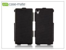 Sony Xperia Z2 flipes tok - Case-Mate Slim Flip - black