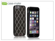 Apple iPhone 6/6S/7 hátlap - Case-Mate Carbon Alloy - black/silver