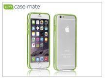 Apple iPhone 6/6S/7 védőkeret - Case-Mate Tough Frame - clear/lime