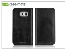 Samsung SM-G920 Galaxy S6 flipes tok - Case-Mate Wallet Folio - black