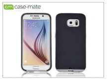 Samsung SM-G920 Galaxy S6 hátlap - Case-Mate Slim Tough - black/silver