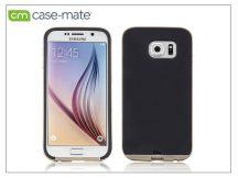 Samsung SM-G920 Galaxy S6 hátlap - Case-Mate Slim Tough - black/gold