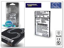 HTC A6363/Legend akkumulátor -  Li-Ion 1200 mAh - (BA S520 utángyártott) - PRÉMIUM