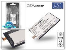 HTC Windows Phone 8X akkumulátor - (BM23100 utángyártott) - Li-Ion 1800 mAh - X-LONGER