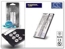 Nokia Lumia 701 akkumulátor - Li-Ion 1200 mAh - (BP-5H utángyártott) - PRÉMIUM