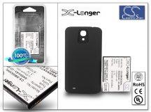 Samsung i9200/i9205 Galaxy Mega 6.3 hátlapos akkumulátor - Li-Ion 6400 mAh - fekete