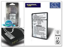 HTC Pharos/P3470/Touch Viva/Opal akkumulátor - (BA S320 utángyártott) - Li-Ion 1100 mAh - PRÉMIUM