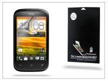 HTC Desire C képernyővédő fólia - Clear - 1 db/csomag