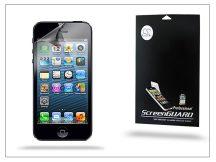 Apple iPhone 5/5S/SE/5C képernyővédő fólia - Frosted - 1 db/csomag