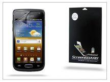 Samsung i8150 Galaxy W képernyővédő fólia - Clear - 1 db/csomag