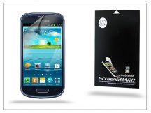 Samsung i8190 Galaxy S III mini képernyővédő fólia - Frosted - 1 db/csomag