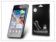 Samsung i9100 Galaxy S II képernyővédő fólia - Anti Finger - 1 db/csomag