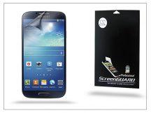 Samsung i9500 Galaxy S4 képernyővédő fólia - Anti Finger - 1 db/csomag