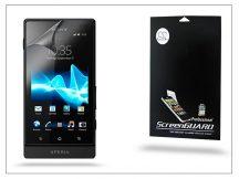 Sony Xperia Sola (MT27i) képernyővédő fólia - Clear - 1 db/csomag