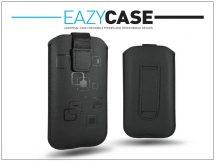STYLE SLIM univerzális tok - Samsung i9000 Galaxy S/i9070 Galaxy S Advance/Huawei Ascend G300 - fekete - 10. méret