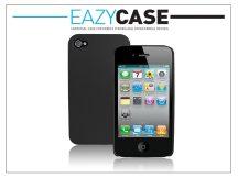 Apple iPhone 4/4S hátlap - fekete