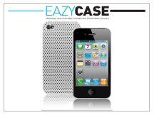 Apple iPhone 4/4S hátlap - air - fehér