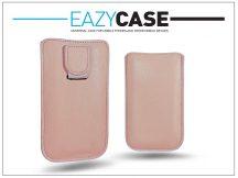 MAGNET SLIM univerzális tok - Samsung i9100 Galaxy S II/HTC Desire 210 - pink - 12. méret
