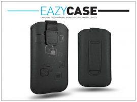 STYLE SLIM univerzális tok - LG P920 Optimus 3D/Sony Xperia Z1 Compact/Samsung G3500 - fekete - 14. méret