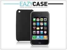 Apple iPhone 3G/3GS hátlap - fekete