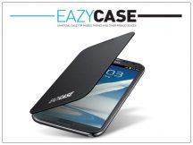 Samsung N7100 Galaxy Note II flipes hátlap - EFC-1J9FSEGSTD utángyártott - black