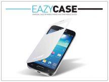 Samsung i9190 Galaxy S4 Mini View Cover flipes hátlap on/off funkcióval - EF-CI919BWEGSTD utángyártott - white