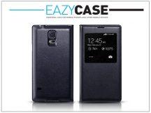 Samsung SM-G900 Galaxy S5 S View Cover flipes hátlap - EF-CG900B utángyártott - kék