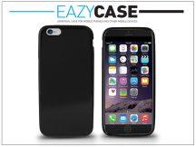 Apple iPhone 6 szilikon hátlap - fekete