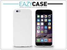 Apple iPhone 6 szilikon hátlap - fehér