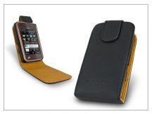 SLIGO flipes bőrtok - Nokia N97 Mini - fekete
