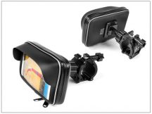 Univerzális kerékpárra/motorkerékpárra szerelhető, vízálló telefontartó - Extreme 167 Shield