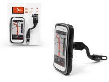 Univerzális kerékpárra/motorkerékpárra szerelhető, vízálló telefontartó - Extreme Scooter-3