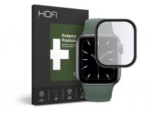 HOFI Hybrid Glass üveg képernyővédő fólia - Apple Watch Series 4/5/6/SE (44 mm) - black