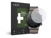 HOFI Glass Pro+ üveg képernyővédő fólia - Huawei Watch GT 2 Pro - clear