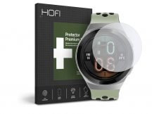 HOFI Glass Pro+ üveg képernyővédő fólia - Huawei Watch GT 2E (46 mm) - clear