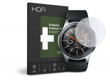 HOFI Glass Pro+ üveg képernyővédő fólia - Samsung Galaxy Watch (46 mm) - clear