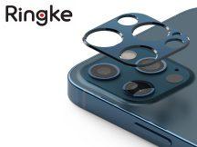 Ringke Camera Sytling hátsó kameravédő borító - Apple iPhone 12 Pro Max - blue