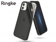 Apple iPhone 12 Mini hátlap - Ringke Air - smoke black