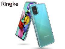 Samsung A515F Galaxy A51 ütésálló hátlap - Ringke Fusion - clear