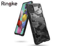 Samsung A515F Galaxy A51 ütésálló hátlap - Ringke Fusion X - camo black