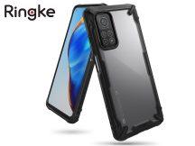 Xiaomi Mi 10T/Mi 10T Pro ütésálló hátlap - Ringke Fusion X - black