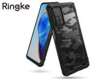 Xiaomi Mi 10T/Mi 10T Pro ütésálló hátlap - Ringke Fusion X - camo black