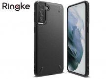 Samsung G990F Galaxy S21 ütésálló hátlap - Ringke Onyx - black