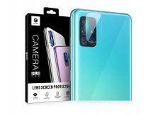 Mocolo TG+ hátsó kameralencse védő edzett üveg - Samsung A715F Galaxy A71 - transparent