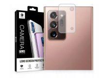 Mocolo TG+ hátsó kameralencse védő edzett üveg - Samsung N980F Galaxy Note 20 - transparent