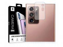 Mocolo TG+ hátsó kameralencse védő edzett üveg - Samsung N985F Galaxy Note 20 Ultra - transparent
