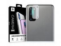 Mocolo TG+ hátsó kameralencse védő edzett üveg - Samsung G980F Galaxy S20 - transparent